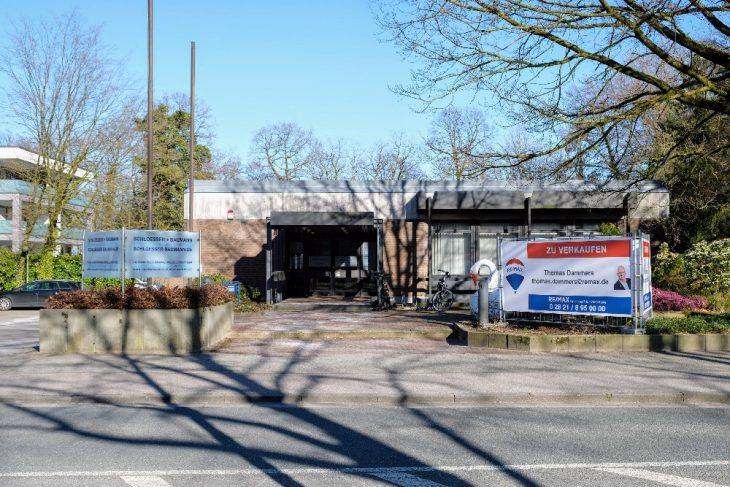 Unscheinbar und unzerstörbar: Baumann-Büros an der Nassauerallee