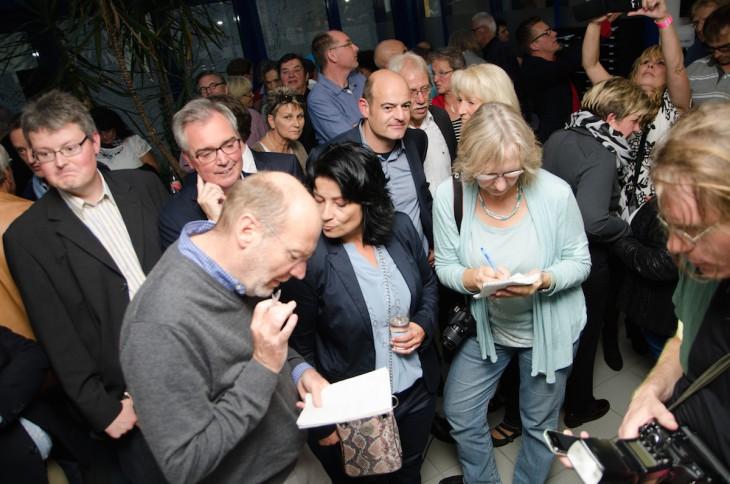 Erste Interviews: Matthias Graß, Sonja Northing, Astrid Hoyer-Holderberg, Olaf Plotke