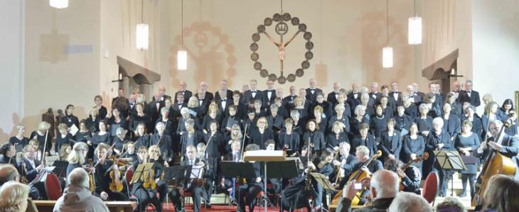 Gut zu Händel: Collegium Musicum und Städtische Singgemeinde in der Christus-König-Kirche