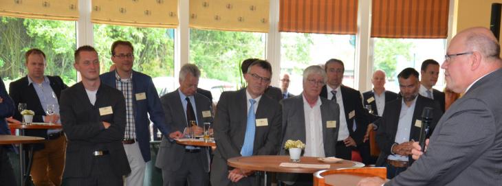 Souveräner Auftritt in Kleve: Peter Altmaier (kein Doktor)