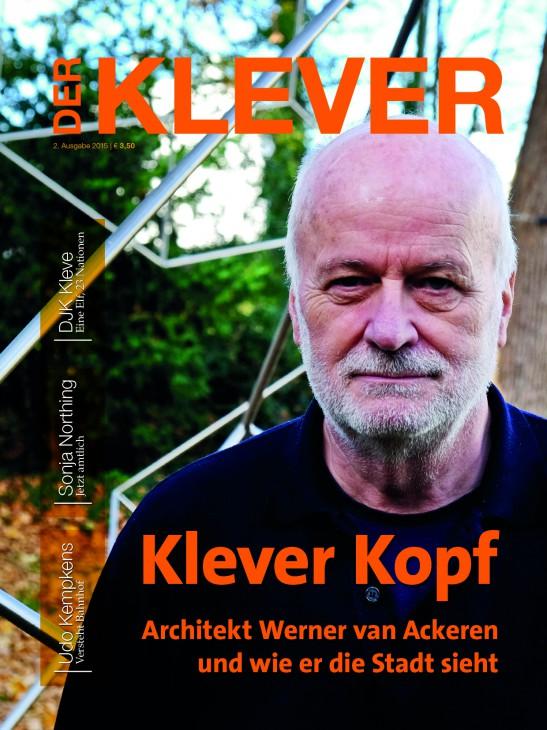 Das Titelblatt der neuen Ausgabe