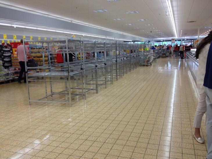 Wenn es so etwas wie einen Kaufrausch gibt, droht hier ein schwerer Kaufkater!
