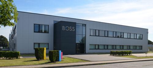 B.O.S.S. in Goch: Neuer Firmensitz seit zehn Jahren (Foto: B.O.S.S.)