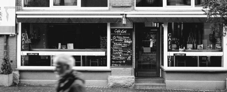 Kaffeeesatzlesen entfällt: Das Café Lust hat geschlossen – für immer. Nach 14 Jahren