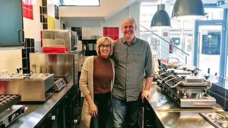 Mit Zuversicht einen langjährigen Leerstand gefüllt: Clara und Hans Maan