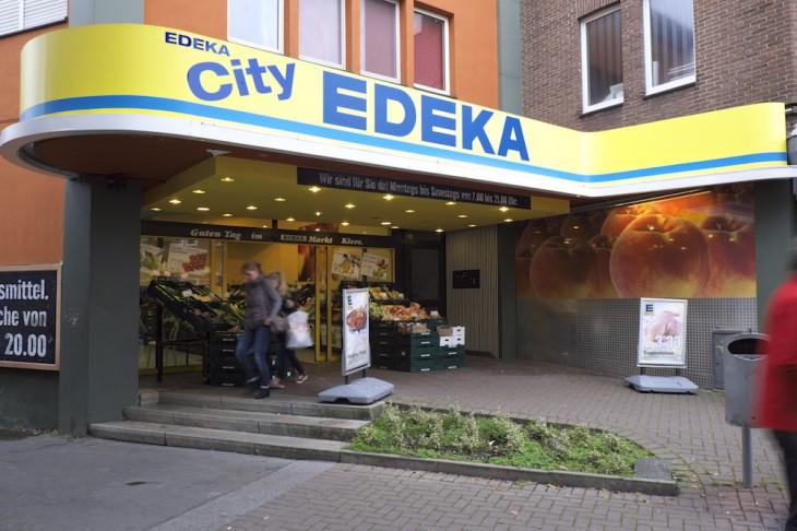 Bald nicht mehr für uns da: City Edeka