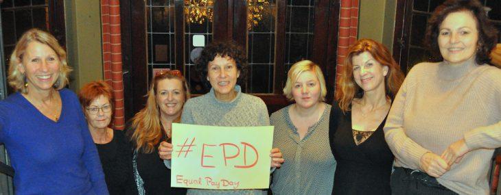 #EPD: Gleichstellungsbeauftragte zum Entgelttransparenzgesetz (Foto: Yvonne Tertilte-Rübo)