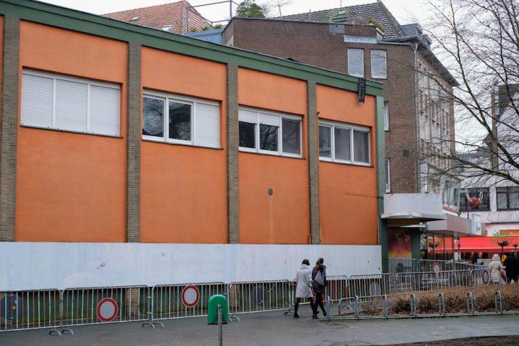 Da fliegt dir doch das Dach weg: Ex-Drunkemühle-Markt im Zustand der Verwahrlosung