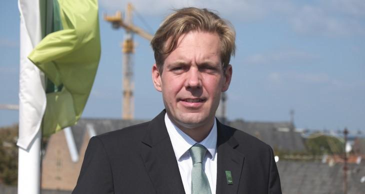 Frischer Wind: Johannes Hülsmann