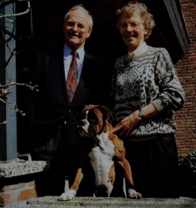 Karl und Maria Kisters, wie sie in Erinnerung behalten werden