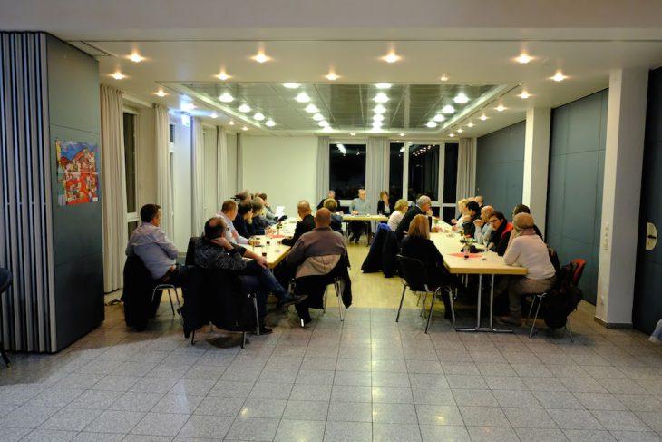 Der letzte Akt: Mitgliederversammlung des KCN im Kolpinghaus