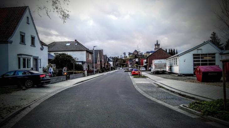Umgestaltung der Straße Königsgarten: Stadt trägt  mehr Kosten als geplant