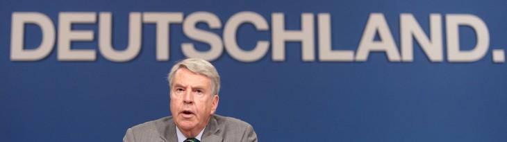 Helmut Linssen und Deutschland – eine komplizierte Geschichte (Foto: CDU/Laurence Chaperon)