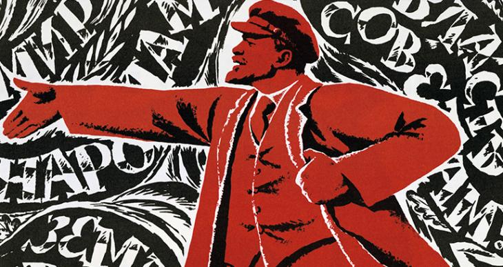 Vom niederrheinischen Altarschnitzer zum russischen Revolutionär – das schafft nur Kunst