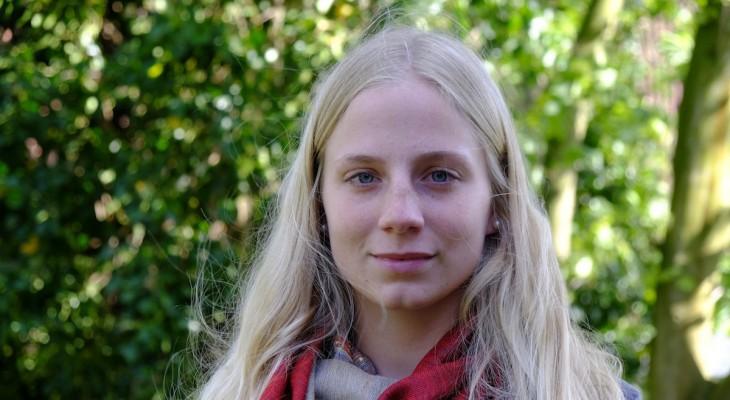 Linda Tervoort überlebte das Beben – und erlebte eine selbstlose Hilfsbereitschaft