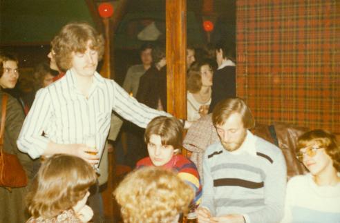 Hipster, Kleve, 1978 (Foto © Michael Dickhoff)