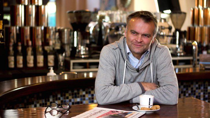 Cappuccino, cantuccini, giornale: Ein normaler Morgen im Leben des Ralf D., den nie mehr geben wird (Foto: Matthias Ehring)