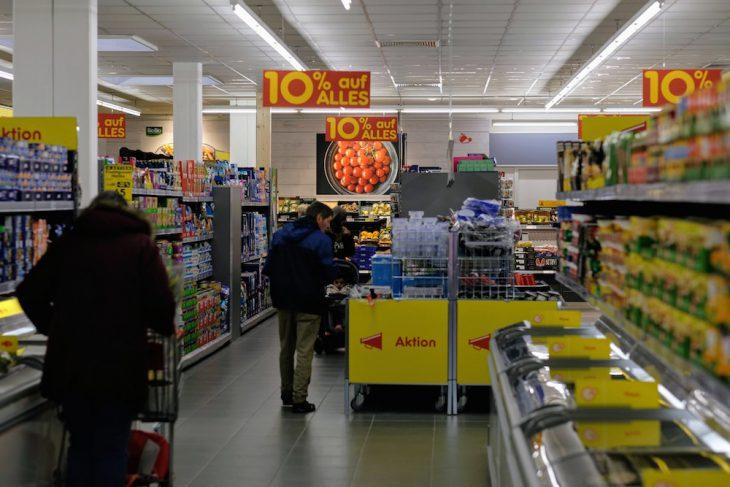 Der Preis wird zweitrangig: Der neue Netto-Markt an der Linde präsentiert sich schön wie nie