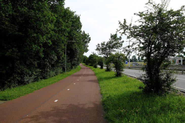 Fahrradhighway gen Nimwegen