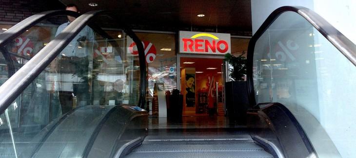 Reno unterhält 750 Filialen in der ganzen Welt. Bald sind es nur noch 749