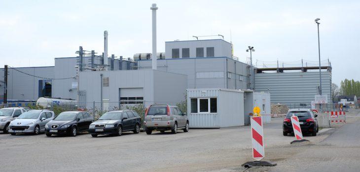 Werk zu verkaufen: Unilever-Standort in Kleve