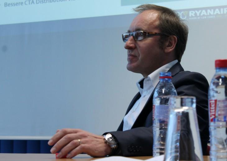 Viele Aktivitäten, keine Konflikte: Flughafen-Geschäftsführer Ludger van Bebber