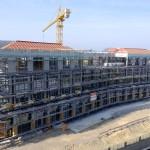 Neubau der Hauptstelle der Volksbank Kleverland am Spoykanal: Wer wird einziehen?
