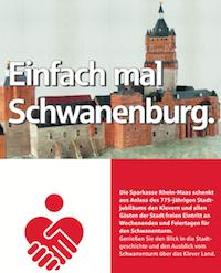 Schwanenburg freier Eintritt