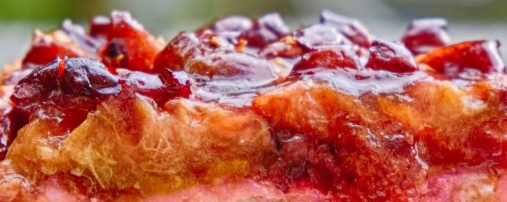 Fructosegipfel: Lodernde Glut (Realisation mit freundlicher Unterstützung der Bäckerei Reffeling)