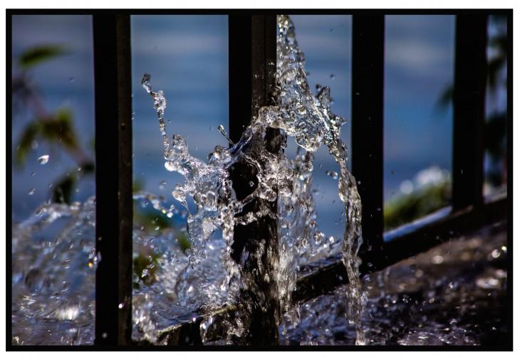 Wahrscheinlich bei starkem Seegang am Kermisdahl entstanden (Foto © J. Schäfer)