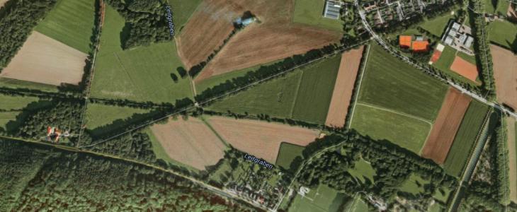 Keine Straße soll diese Idylle trüben (Foto: Google Maps)