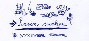 To-do-Liste (prädigital)